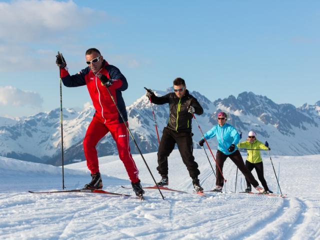 Ski De Fond @ Laurent Salino
