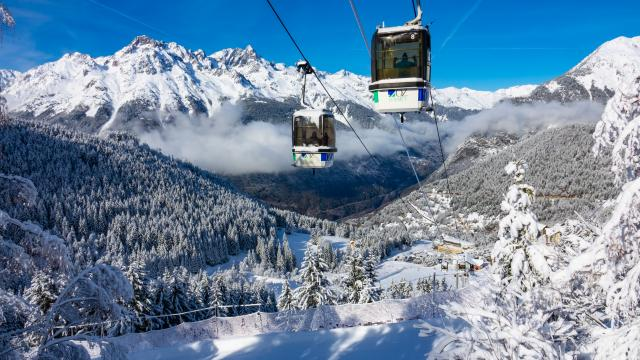 Ski Et Neige
