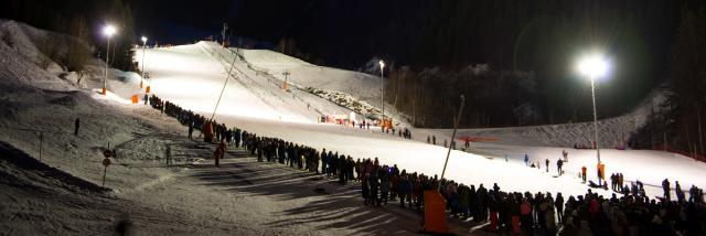 Ski Nocturne@images Et Rêves (3)