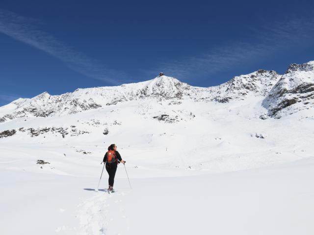 Raquettes Col Du Lac Blanc