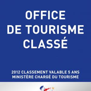Plaque Office De Tourisme Classe