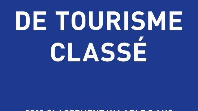 Plaque Office De Tourisme Classe