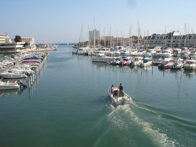 Carnon Port Et Canal2