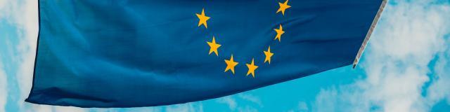 Drapeau Union Européene