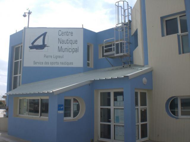 Centre Nautique Rive Gauche
