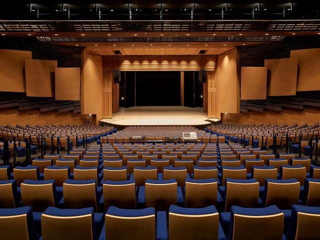 Grand auditorium - Centre de Congrès d'Angers