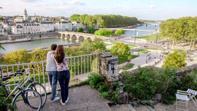 Couple aux Salons Donadieu à Angers