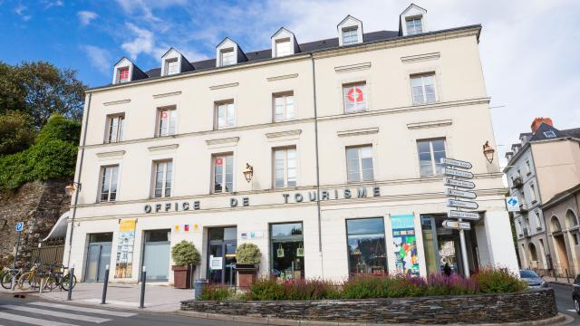 Extérieur de l'Office de tourisme d'Angers