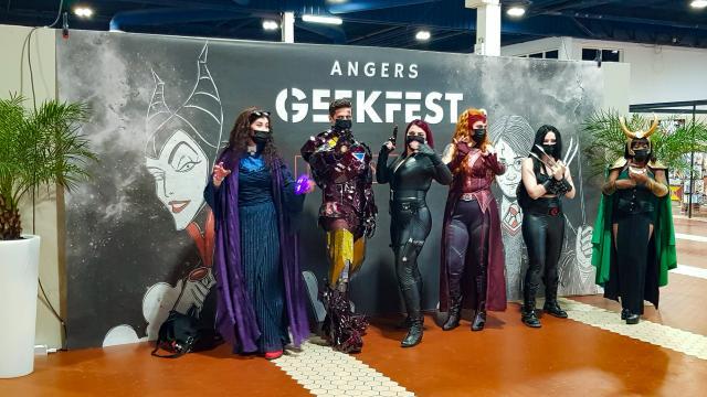 Angers Geekfest 2021