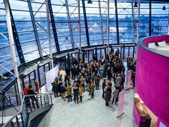Événement professionnel privé au Parc des expositions d'Angers