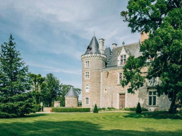 Château musée de Villevêque
