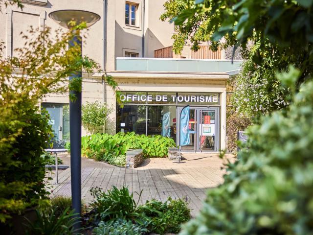 Office De Tourisme Angers Exterieur Alexandre Lamoureux