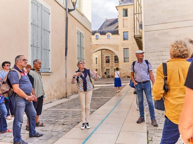Visite Angers Groupe Alexandre Lamoureux