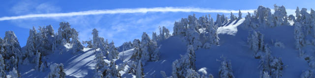Paisaje nevado en La Pierre Saint Martin