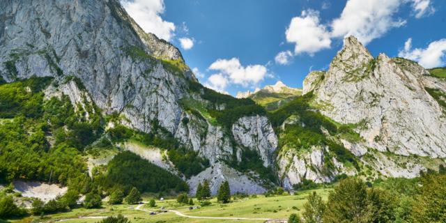 Plateau de Sanchèse à Lescun