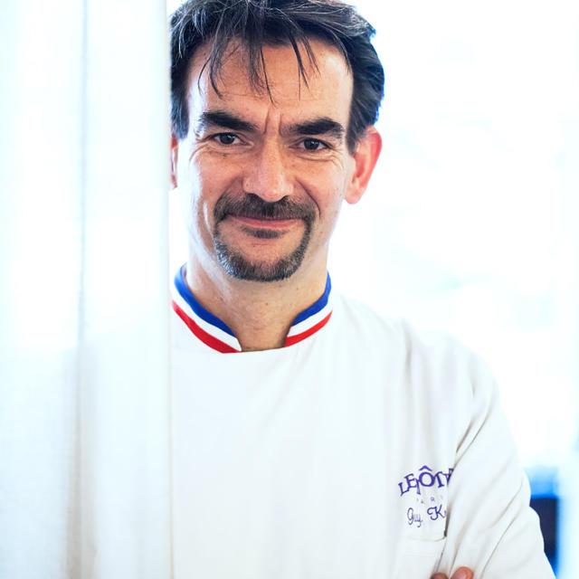 Guy Krenzer Meilleur Ouvrier de France chez Le Nôtre