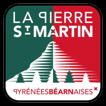 Logo officiel de La Pierre Saint-Martin