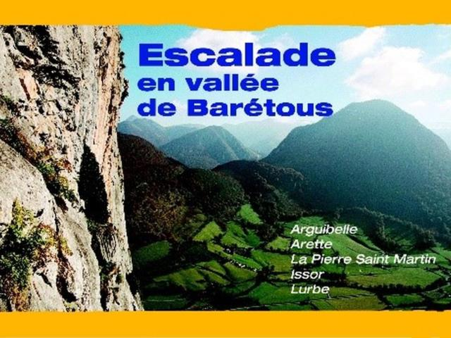 Couverture Topo guide Arguibelle
