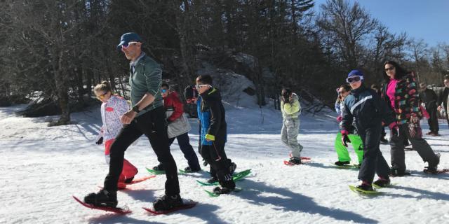 Raquetas de nieve Trappeurs