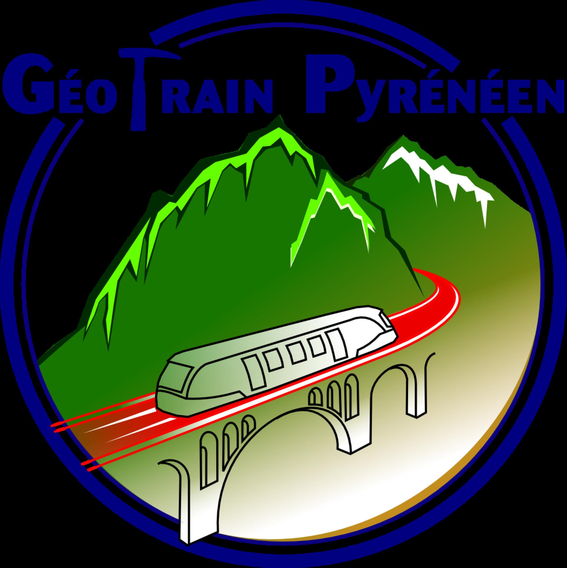 Logo Géotrain Pyrénéen (Béarn)