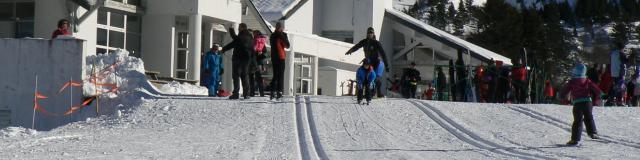Ski de fond Espace Nordique Somport Aspe