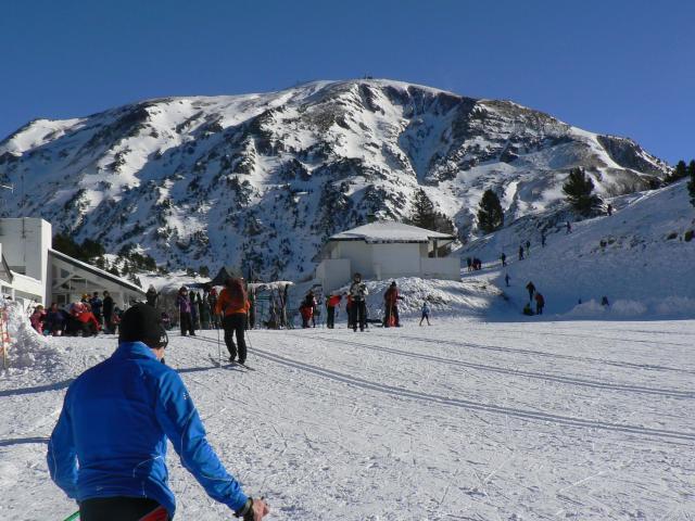 Ski de fond Espace nordique du Somport