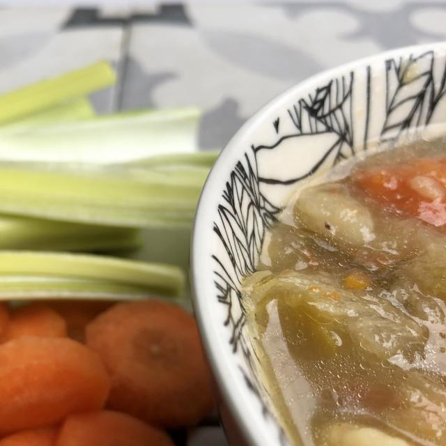 La garbure, une soupe réputée à Oloron Sainte-Marie (Pyrénées béarnaises)