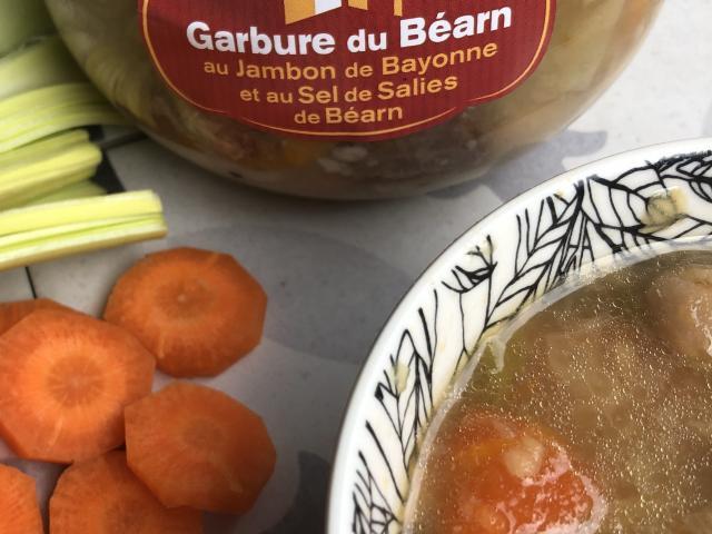 La garbure, un plat fameux d'Oloron Ste Marie (Béarn - Pyrénées)
