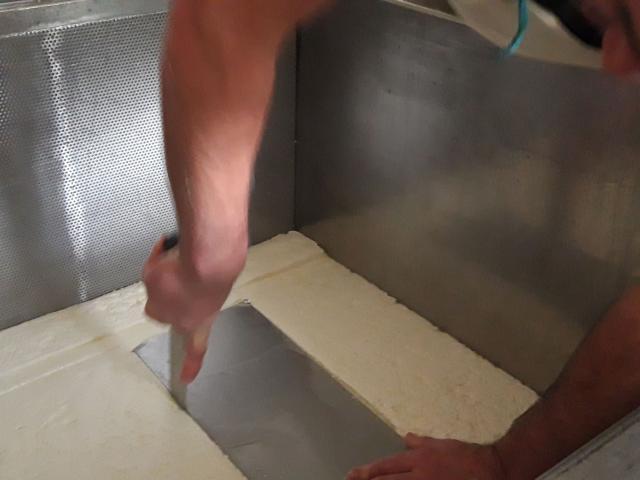 Le découpage du pain