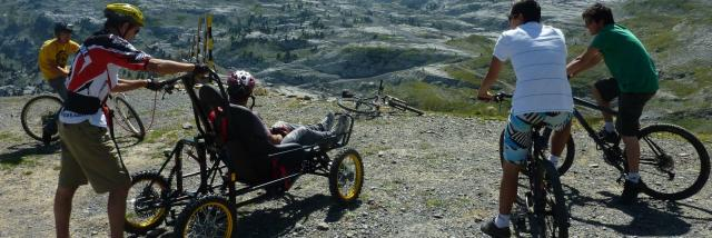 Activités accessibles en Pyrénées Béarnaises