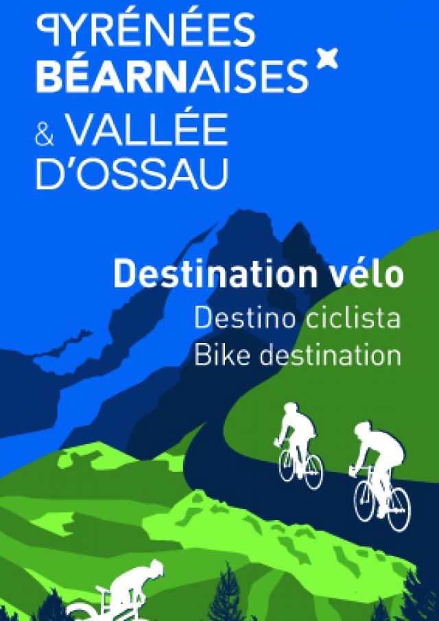 Destination vélo en Pyrénées Béarnaises