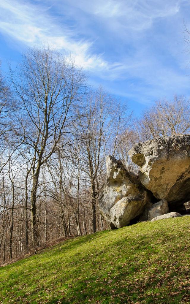 Randonnée En Forêt De Saint Gobain Min