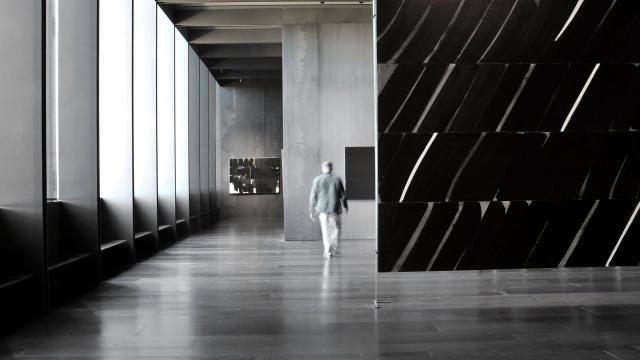 Outrenoir du musée Soulages à Rodez