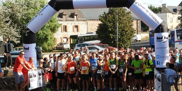 L'événement sportif : la Transcastonétoise à Onet-le-Château