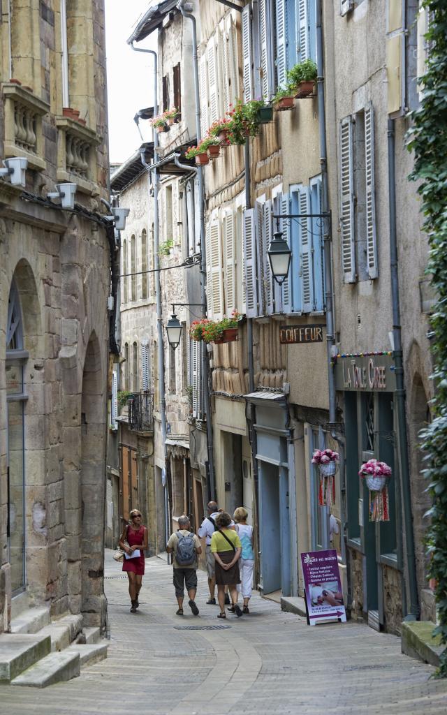 Centre-ville de Rodez