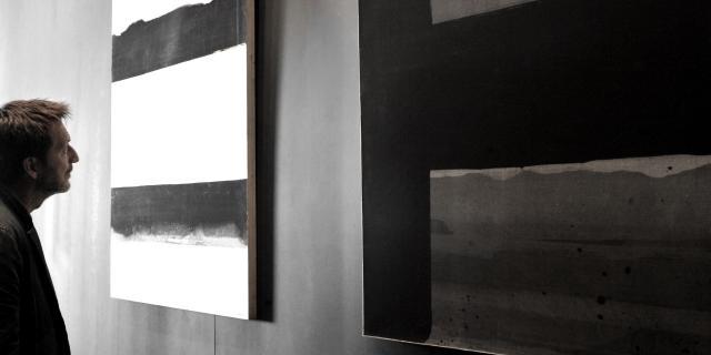 Tableaux du musée Soulages à Rodez