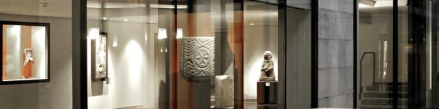 Vue du musée Fenaille de Rodez