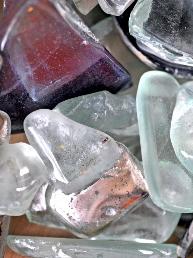 Atelier de verre à Rodez