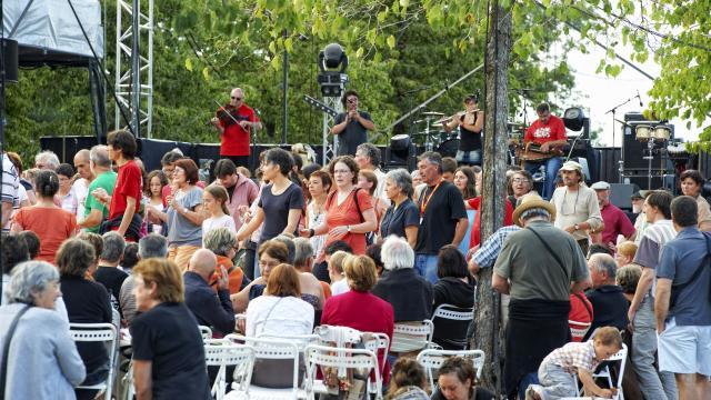 Festival Interrégional Estivada de Rodez