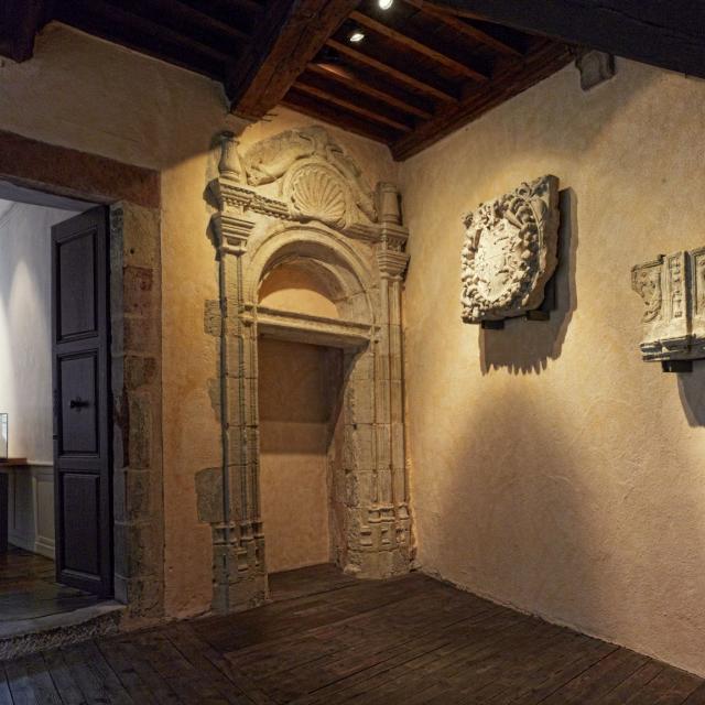 Salle du Musée Fenaille