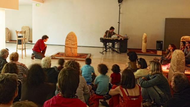 Atelier au Musée Fenaille de Rodez