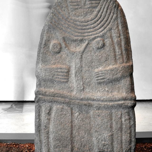 Dame de Saint Sernin au musée Fenaille de Rodez