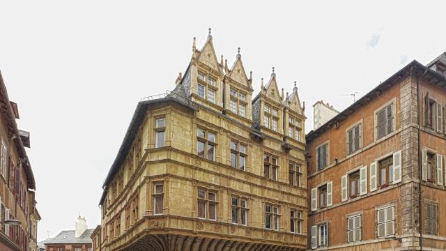 Maison d'Armagnac à Rodez