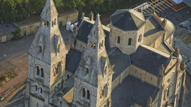 Eglise Rodez Sacré-Coeur