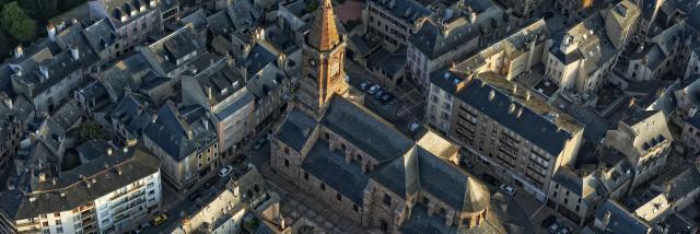Eglise St-Amans de Rodez