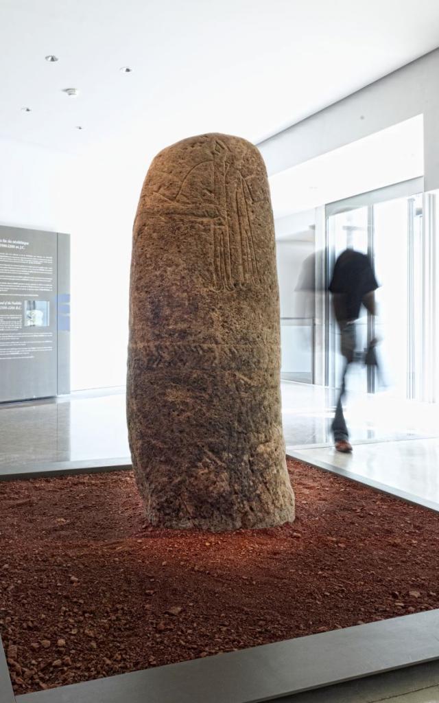 Statue-menhir du musée Fenaille