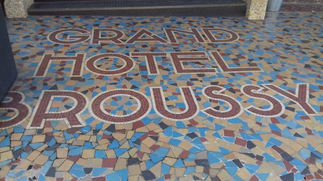 Art déco au Café Broussy de Rodez