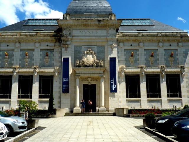 Musée des Beaux-Arts Denys-Puech à Rodez