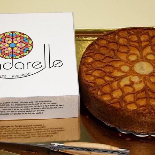 Gâteau La Mandarelle de Rodez
