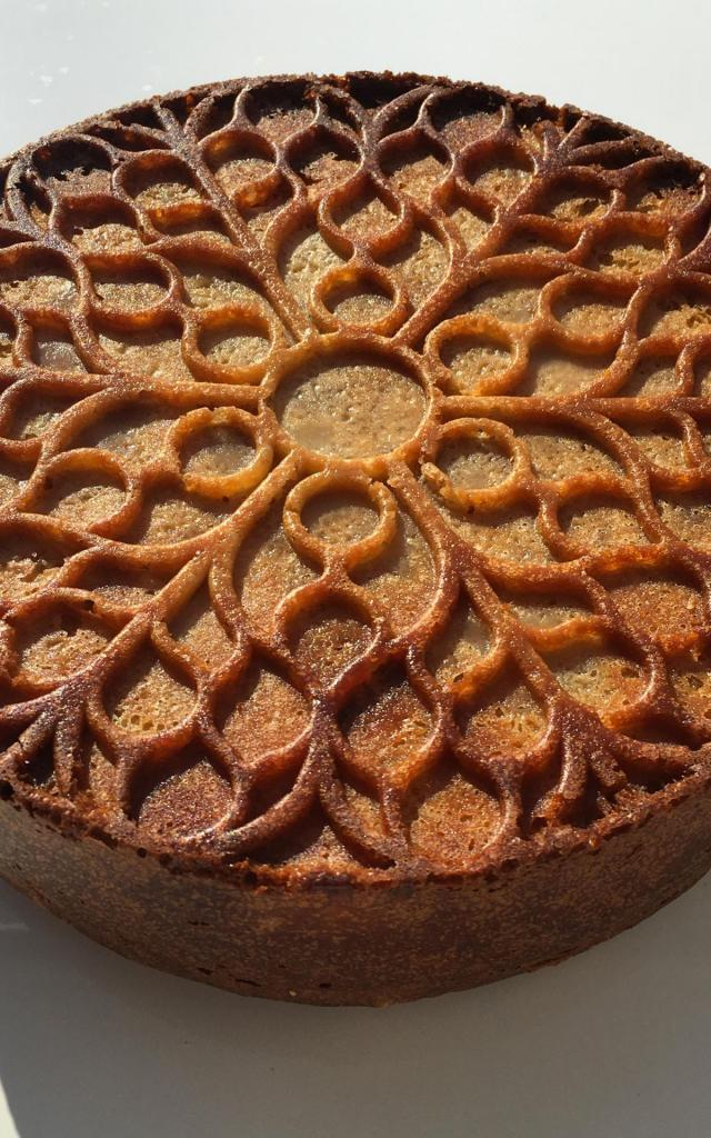 Emblème culinaire de Rodez : le gâteau La Mandarelle